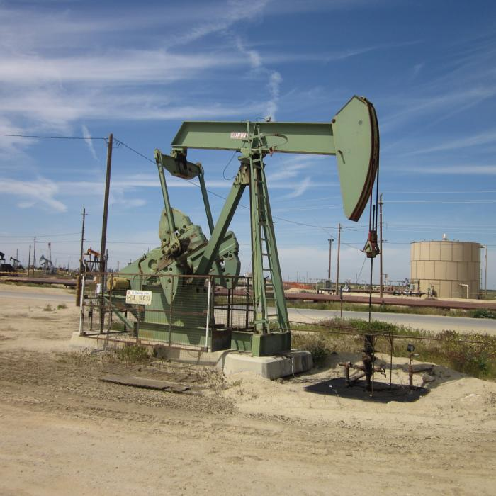 Pump Jack California